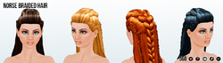 NorseMythology - Norse Braided Hair