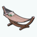TropicalParadiseSpin - Bungalow Hammock