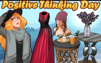 BannerCrafting - PositiveThinkingDay