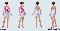 WinterWhite2014 - Edie Dress