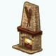SkiTrip - Lodge Fireplace
