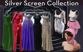 BannerCollection - SilverScreen