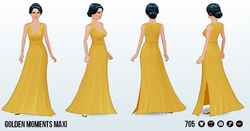 WeddingGuest - Golden Moments Maxi