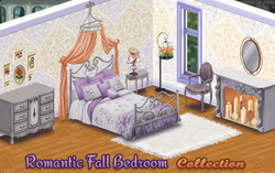 Romantic Fall Bedroom Collection