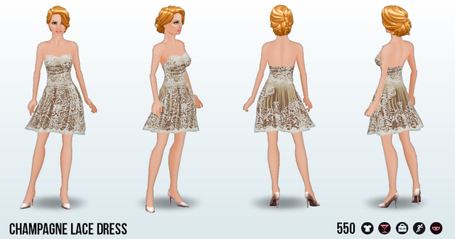 File:EveningSoiree - Champagne Lace Dress.png