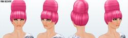 Career - Pink Beehive