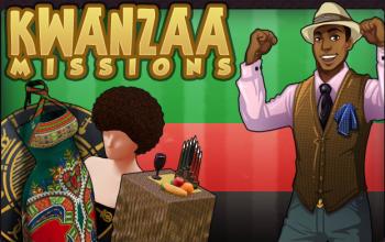 BannerCrafting - Kwanzaa2014