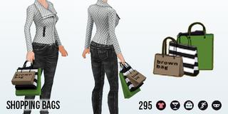 BlackFriday - Shopping Bags