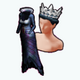 EvilQueenSpin - Evil Queen Gown and Crown