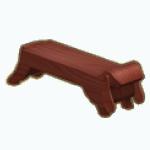 UnderdogDogShow - Dachshund Bench