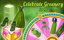 BannerSpinner - CelebrateGreenery