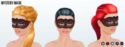 MurderMysterySpin - Mystery Mask