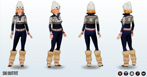 SkiTrip - Ski Outfit