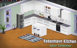 BannerDecor - KobenhavnKitchen