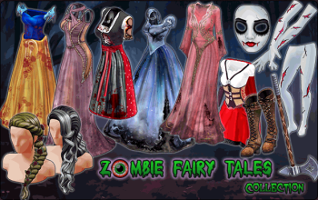 BannerCollection - ZombieFairyTales