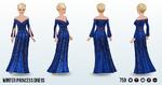 WinterCarnival - Winter Princess Dress