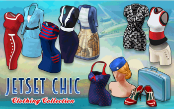 BannerCollection - JetsetChic