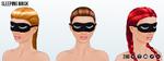 FestivalOfSleep - Sleeping Mask