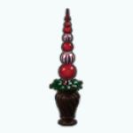 HollyDaysSpin - Christmas Topiary
