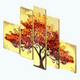 AutumnsAppeal - Foliage Wall Piece