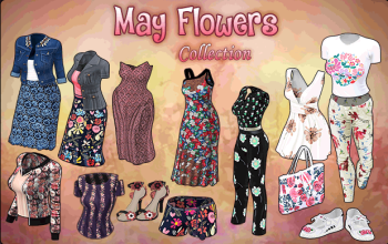 BannerCollection - MayFlowers