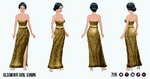 GlamourGirlSpin - Glamour Girl Gown
