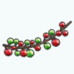 ChristmasCheer - Christmas Bulb Garland
