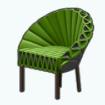 PeacockSpreeSpin - Peacock Chair