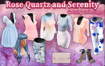 BannerCollection - RoseQuartzAndSerenity