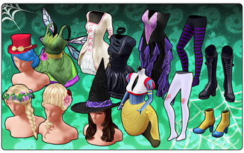 BannerCollection - HalloweenPart2