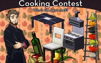 BannerCrafting - CookingCompetition