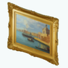 VeniceHotelDecor - Venice Harbor Painting