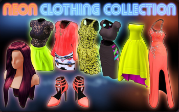 BannerCollection - Neon