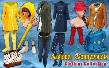 BannerCollection - AprilShowers