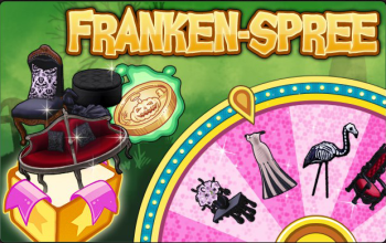 BannerSpinner - Frankenspree