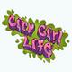 BGirlCompetition - City Girl Graffiti Art