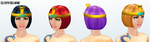 TheCursedCrafter - Cleopatra Hair