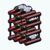 CafeRaffle - Wine Rack