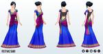 Diwali - Festive Sari