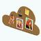 ModernOfficeSpaceDecor - Cloud Cork Board