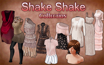 BannerCollection - ShakeShake