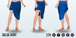 RivieraEscape - Salsa Skirt