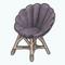 GirlOfPearlDecor - Scallop Shell Chair