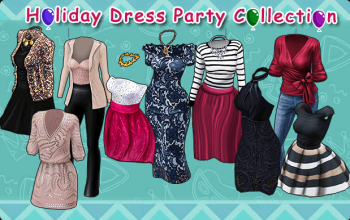 BannerCollection - HolidayDressParty