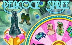 BannerSpinner - Peacock