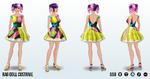 GreatHuntingOfJackOLantern - Rag Doll Costume