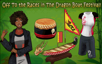 BannerCrafting - DragonBoatFestival
