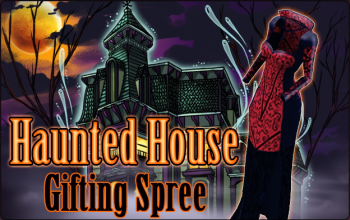 BannerGifting - HauntedHouse