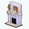 HomeForTheHolidaysDecor - Fall Fireplace