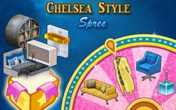 Chelsea Style Spree Spinner